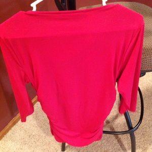 jennifer lawerence Tops - 3/4 sleeve blouse